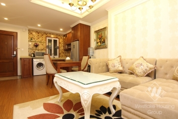 One bedroom separate for rent in Hoan Kiem district, Ha Noi City
